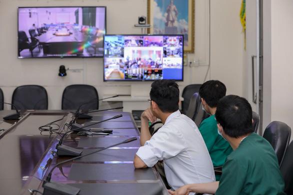 Bộ Y tế thành lập Bộ chỉ huy tiền phương chống dịch COVID-19 tại Đà Nẵng - Ảnh 1.