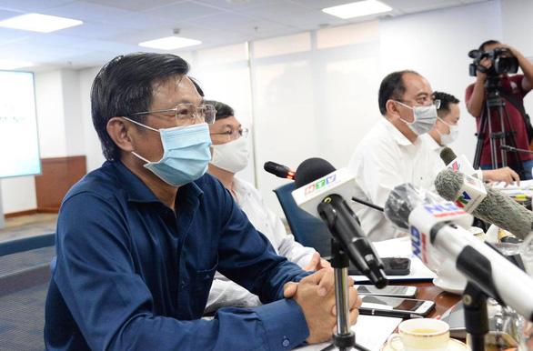 Không có việc nữ bệnh nhân 450 tại TP.HCM trốn khỏi bệnh viện - Ảnh 1.