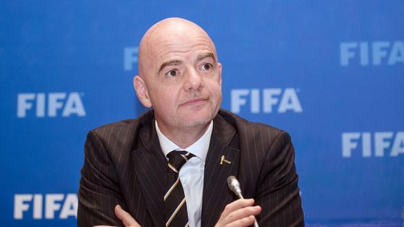 Công tố viên Thụy Sĩ điều tra hành vi phạm tội của chủ tịch FIFA Infantino - Ảnh 1.
