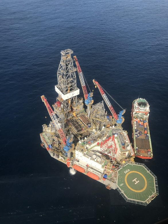 Phát hiện thêm mỏ dầu khí mới ở bể sông Hồng, dự kiến khai thác từ 2028 - Ảnh 2.