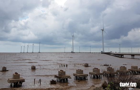 Doanh nghiệp Thái dựng trại điện gió lớn nhất ở Lào để bán điện cho Việt Nam - Ảnh 1.