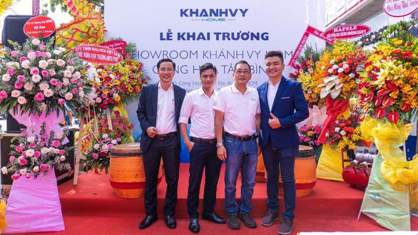 Chuỗi siêu thị nhà bếp Khánh Vy Home khai trương chi nhánh mới - Ảnh 1.