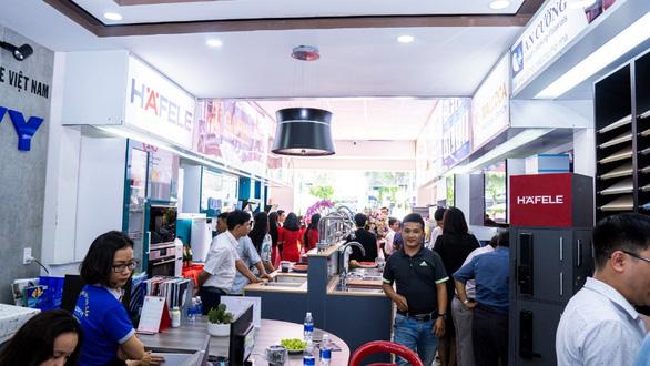 Chuỗi siêu thị nhà bếp Khánh Vy Home khai trương chi nhánh mới - Ảnh 2.