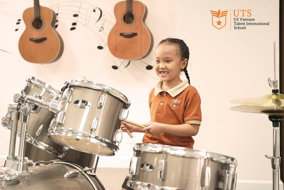Vai trò của âm nhạc trong môi trường giáo dục thế kỷ 21 - Ảnh 1.