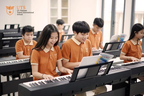 Vai trò của âm nhạc trong môi trường giáo dục thế kỷ 21 - Ảnh 3.