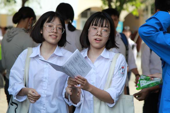 Chiều tối nay 30-7 Hà Nội công bố điểm thi tuyển sinh lớp 10 - Ảnh 1.