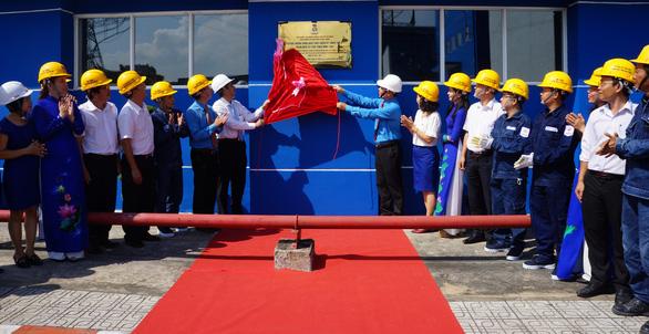 Khánh thành công trình nâng công suất cấp điện cho Bình Tân và Bình Chánh - Ảnh 1.