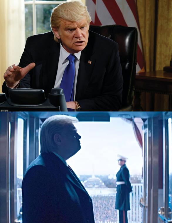 Phim về Tổng thống Mỹ Donald Trump khiến khán giả choáng vì diễn viên giống hệt - Ảnh 2.