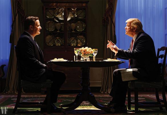 Phim về Tổng thống Mỹ Donald Trump khiến khán giả choáng vì diễn viên giống hệt - Ảnh 3.