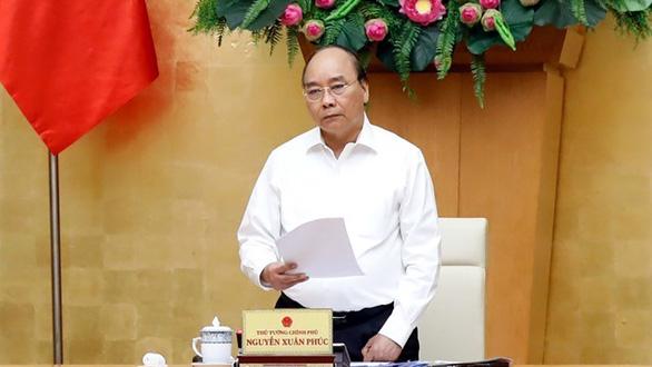 Thủ tướng Nguyễn Xuân Phúc: Không được để vỡ trận! - Ảnh 1.