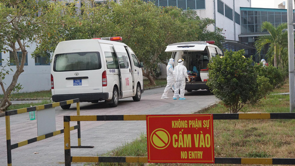 Một bệnh nhân COVID-19 ở Việt Nam tử vong