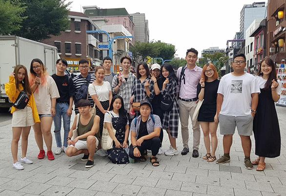ĐH Duy Tân tuyển sinh ngành học mới ngôn ngữ Hàn Quốc năm 2020 - Ảnh 3.