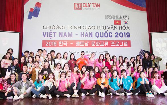 ĐH Duy Tân tuyển sinh ngành học mới ngôn ngữ Hàn Quốc năm 2020 - Ảnh 2.