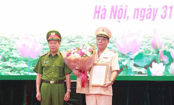 Bổ nhiệm thiếu tướng Nguyễn Hải Trung làm giám đốc Công an Hà Nội - Ảnh 1.