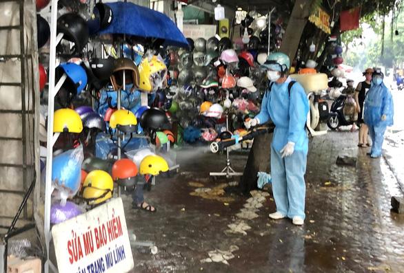 Rời Bệnh viện Đà Nẵng, bệnh nhân 517 đã tới những đâu trước khi vào TP.HCM? - Ảnh 1.
