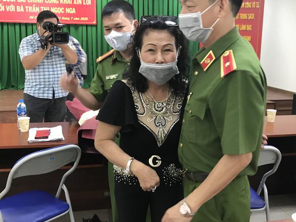 Viện KSND tối cao xin lỗi vì gây oan sai cho luật gia Trần Thị Ngọc Nga - Ảnh 3.