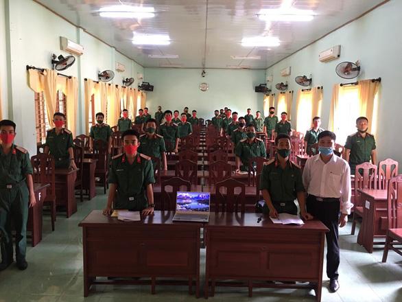 Thêm 800 nhân lực ở Đà Nẵng được học cách truy vết COVID-19 - Ảnh 1.