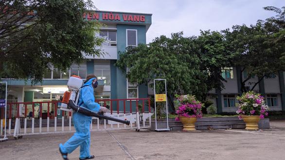 Đà Nẵng lập bệnh viện dã chiến đầu tiên tại huyện Hòa Vang - Ảnh 1.