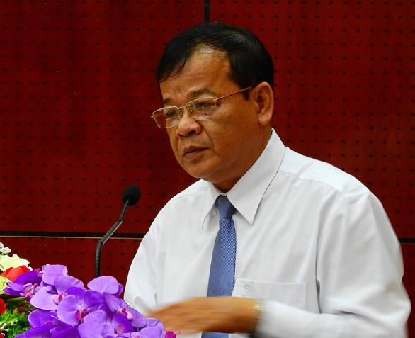 Miễn nhiệm chủ tịch UBND tỉnh Tây Ninh - Ảnh 1.