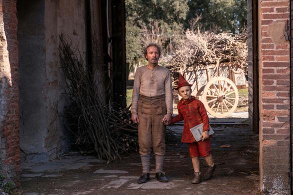 Cậu bé người gỗ Pinocchio: Tiếc cái mũi dài và những lời nói dối - Ảnh 5.