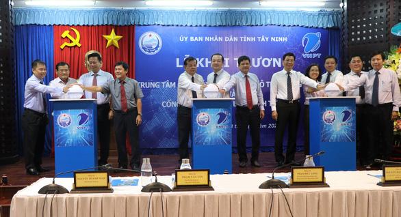 Tây Ninh có trung tâm điều hành kinh tế - xã hội tập trung - Ảnh 1.