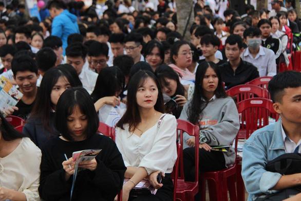 Sáng nay 4-7, báo Tuổi Trẻ tổ chức tư vấn tuyển sinh tại Đắk Lắk - Ảnh 1.