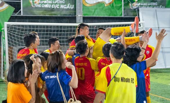 Cầu thủ V-League có thể thi đấu ở giải đồng hương Bình Định 2020 - Ảnh 2.