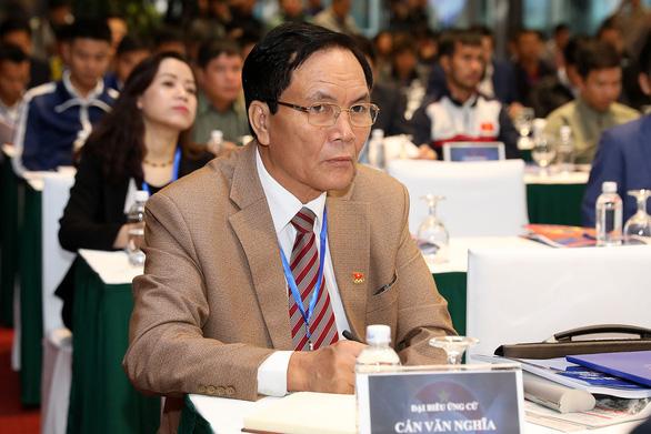 Ứng viên phó chủ tịch tài chính VFF không bắt buộc có bằng phổ thông hay đại học - Ảnh 1.