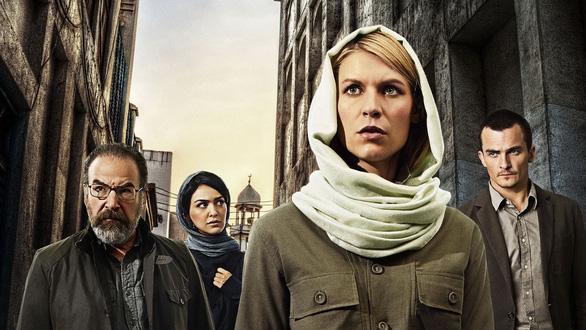 Giải mã cuộc chiến chống khủng bố đến những vụ biểu tình qua phim Homeland - Ảnh 1.