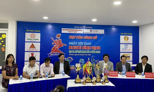 Cầu thủ V-League có thể thi đấu ở giải đồng hương Bình Định 2020 - Ảnh 1.