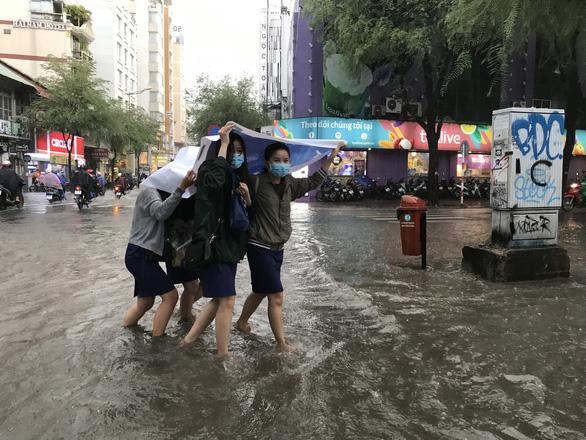 TP.HCM có khả năng mưa trong 10 ngày tới - Ảnh 1.