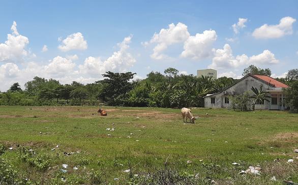 Đất đai khu công nghiệp: Nơi xài không hết, chỗ bỏ hoang - Ảnh 1.