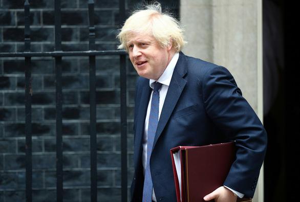 رئیس جمهور بایدن با اروپا اولین تماس تلفنی را با نخست وزیر انگلیس برقرار کرد - عکس 1.