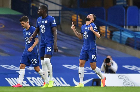Thắng đậm Watford, Chelsea đòi lại vị trí thứ tư từ tay Man Utd - Ảnh 1.
