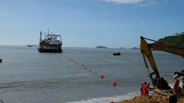 Việt Nam sắp có thêm tuyến cáp quang biển quốc tế do VNPT đầu tư - Ảnh 3.