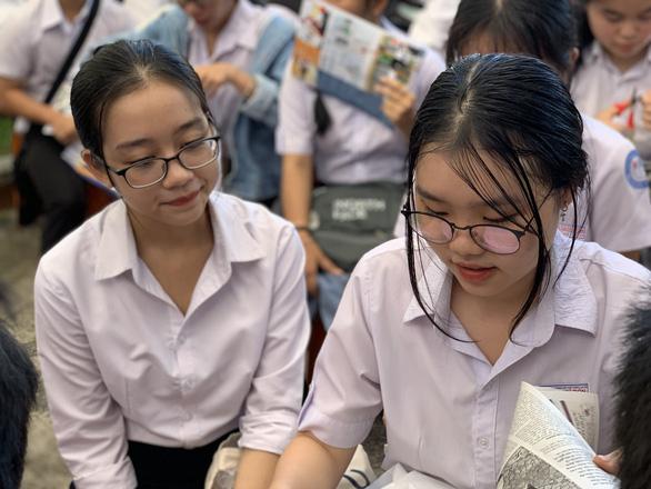 Lưu ý gì để thi tốt nghiệp THPT 2020 được điểm cao? - Ảnh 2.