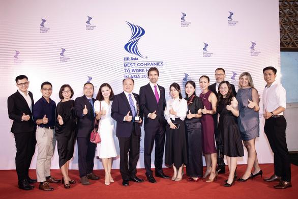 HEINEKEN Việt Nam tiếp tục là một trong những Nơi làm việc tốt nhất châu Á 2020 - Ảnh 2.