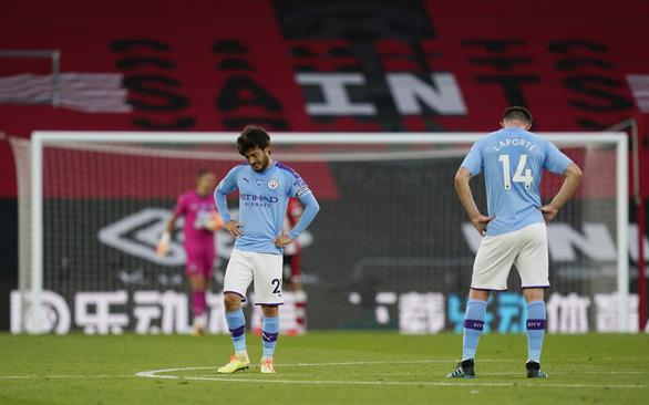 Dứt điểm kém, Man City 'phơi áo' trước Southampton - Ảnh 2.