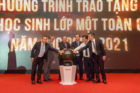 Cùng Honda Việt Nam giữ trọn ước mơ - Ảnh 1.