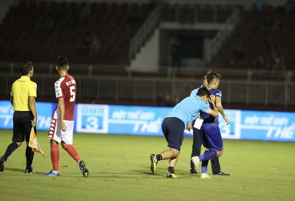 HLV Chung Hae Soung: Tôi phản ứng trọng tài để bảo vệ các cầu thủ của mình - Ảnh 3.