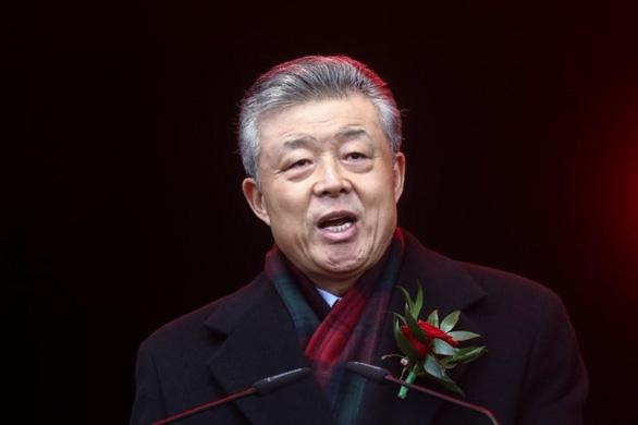 Đại sứ Trung Quốc nói Anh sẽ gánh hậu quả nếu hành xử thù địch - Ảnh 1.