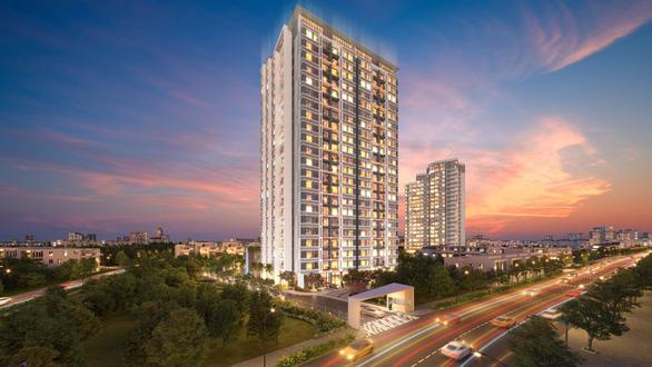 Đi tìm căn hộ cao cấp giá dưới 50 triệu/m2 tại cửa ngõ Thủ Thiêm - Ảnh 1.