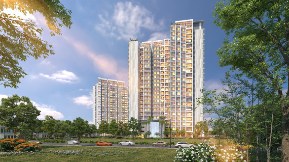 Đi tìm căn hộ cao cấp giá dưới 50 triệu/m2 tại cửa ngõ Thủ Thiêm - Ảnh 2.