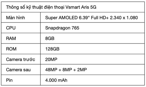 Việt Nam đã làm được điện thoại 5G - Ảnh 2.