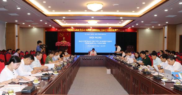 Chủ tịch tỉnh Sơn La: Kỳ thi THPT năm 2020 là cơ hội để sửa sai - Ảnh 1.