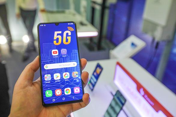 Đưa mạng 5G vào khai thác từ tháng 10-2020 - Ảnh 2.