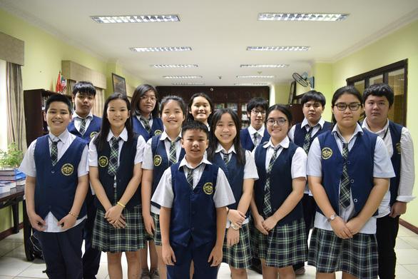 Thế hệ tài năng trẻ tại APU - Ảnh 1.