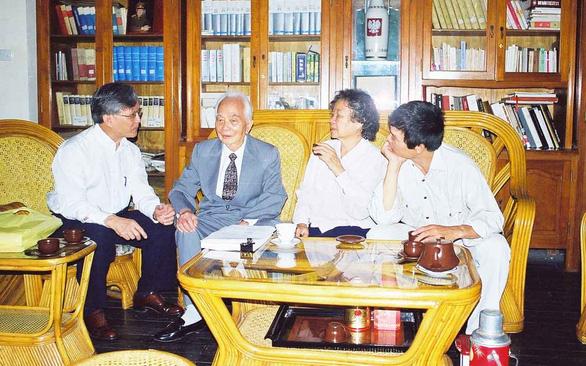 25 năm quan hệ ngoại giao Việt - Mỹ - Kỳ 2: Người mở khóa lãng du - Ảnh 3.