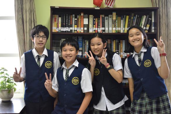 Thế hệ tài năng trẻ tại APU - Ảnh 2.