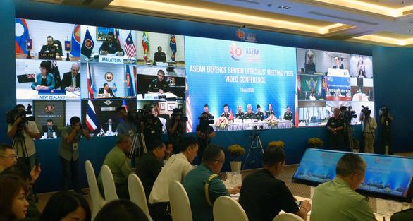 Hội nghị quan chức quốc phòng ASEAN có 8 nước ngoài ASEAN tham dự - Ảnh 2.